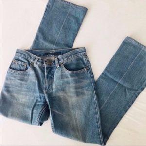 Marc Jacobs Slim Fit Blue Jeans